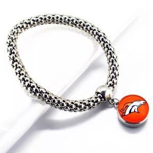 Jewelry - DENVER BRONCOS BRACELET NEW